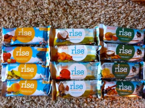 Rise Bars