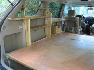 Minivan Conversion